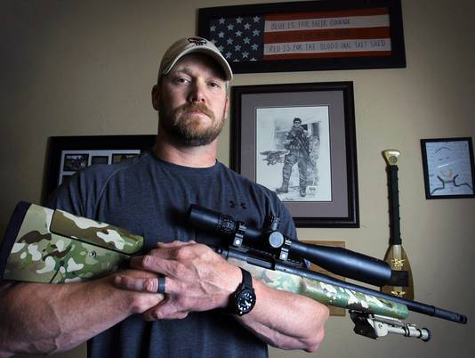 ap sniper author shooting 4 3 r536 c534 Chris Kyle, 'American Sniper' Author, Killed By Lone Gunman