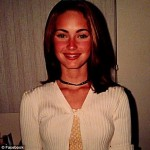megan fox at 12 years old
