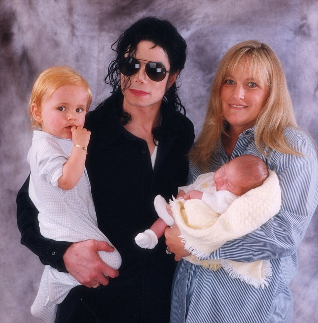 EXCLUSIVE: Never-before-seen pictures of Michael Jackson and his children