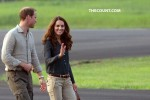 Duke and Duchess of Cambridge in Malaysia