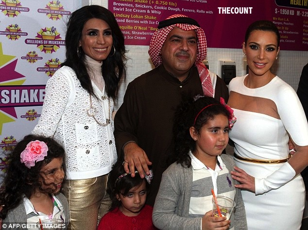 article 2241568 1646CC99000005DC 441 634x473 Teargas Opens Kim Kardashian Millions of Milkshakes In KUWAIT