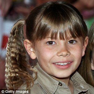 article 2291843 013ED56D00001005 95 306x309 Bindi Irwin, 14, Huge Growth Spurt! (New Photos)