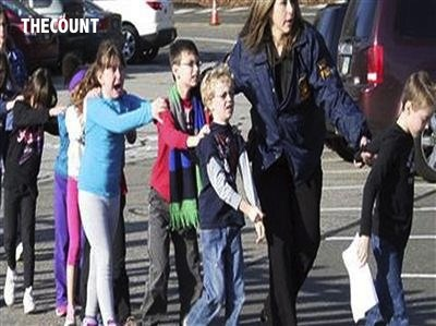 REPORT: School Shooter Father Of Student...