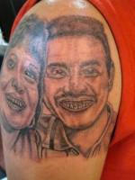 bad parents tattoo 150x200 15 Really, Really, Really Bad Tattoos