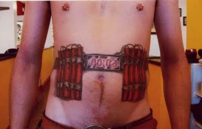 10 Of The Worlds Most Regretful And Repulsive Tattoos