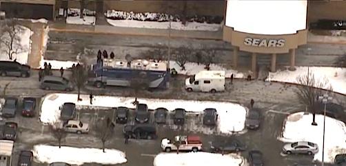 baltimore shooting mall