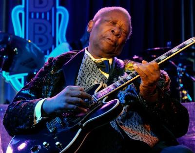 B.B. King In Concert dies