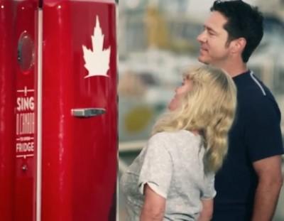 beer cooler o-canada-molson-canadian