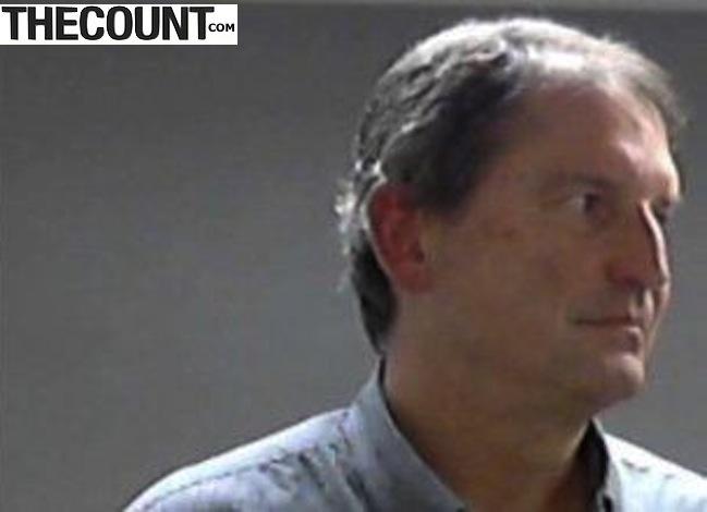 bernie kosar mugshot QB Bernie Kosar Arrested DUI MUG SHOT