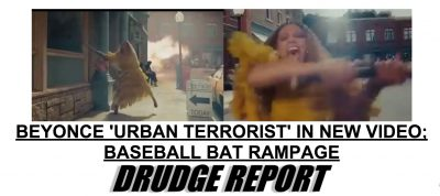 beyonce bat drudgereport