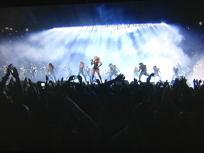 beyonce power grab