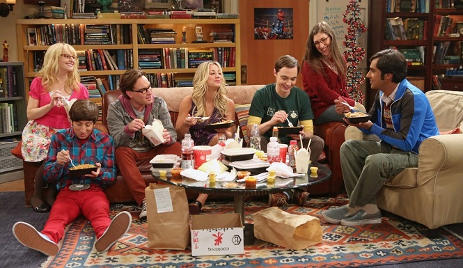 big bang theory brings in record number of viewers Big Bang Theory Scores With 19.5 Million Viewers