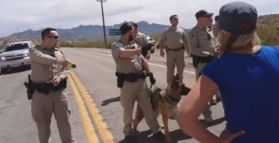 blm thugs e1397158254666 NEVADA STANDOFF GETS VIOLENT! INSANE VIDEO