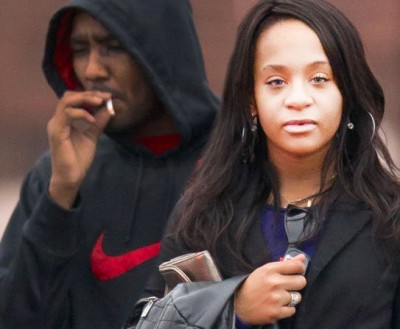 bobbi kristina drug use nick gordon 400x329 Brown Family BANNED From Visiting Bobbi Kristina Over Photo Leak