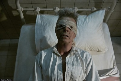 bowie haunting video in bed