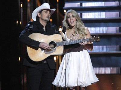 AP 2014 CMA AWARDS - SHOW A ENT USA TN