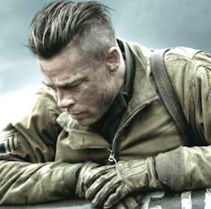 brad pitt fury sony hack 2