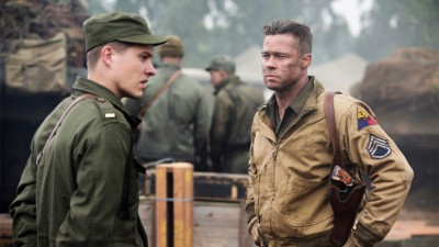 brad pitt fury sony hack