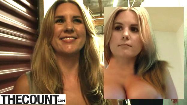 Brandi passante sizzles in tantalizing revealing bikini snap on instagram