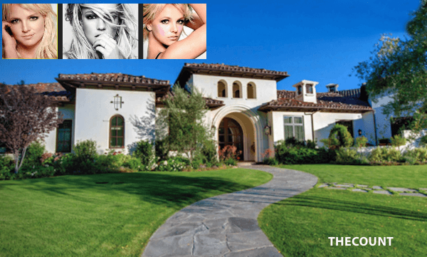 britney spears 01 480w Britney Spears Spends $8.5 Million Relocating To Thousand Oaks