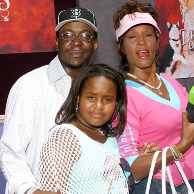 brown houston admedia post By Request: Bobbi Kristina Baby and Youth Pictures