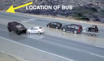bruce jenner crash video mta bus 4