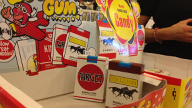 candy sigs 620x350 Store Threatened With Fine For Selling Candy Cigarettes