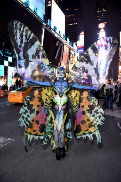 Heidi Klum Halloween Shiva.20 Celebrity Halloween Costume All Stars Thecount Com