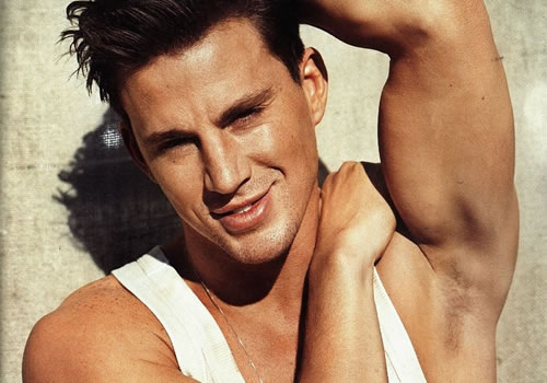 channing tatum magic mike Photo: Channing Tatum Old Stripper Days   NOT So Glamorous