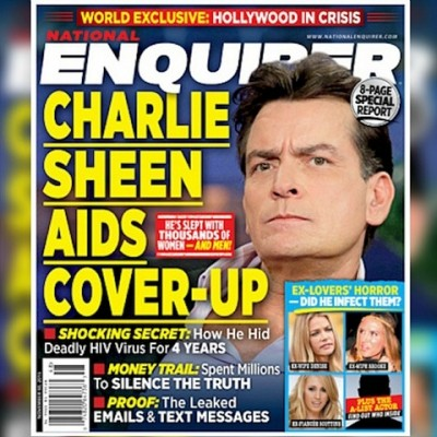 charlie sheen hiv aids memes