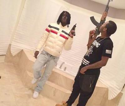 chief keef guns ak47
