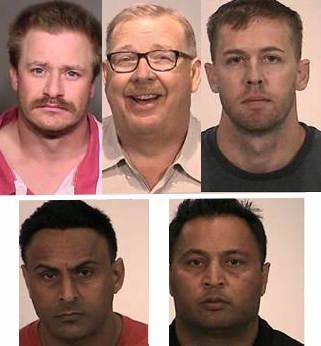 chp arrested Korey Kauffman murder turlock