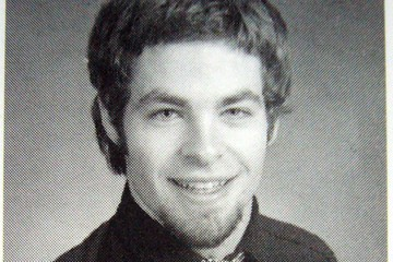 chris pine yearbook