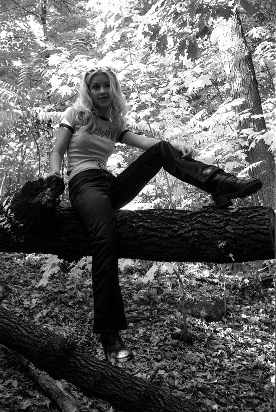 Teenage Christina Aguilera