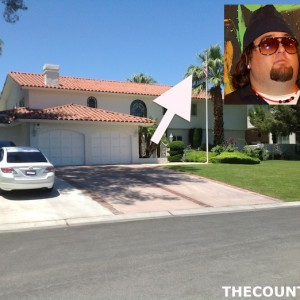 Chumlee From Pawn Stars House