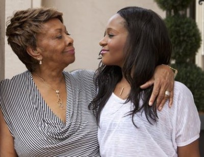 cissy houston bobbi kristina brown 2