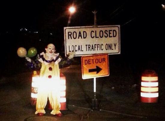 clown staten island