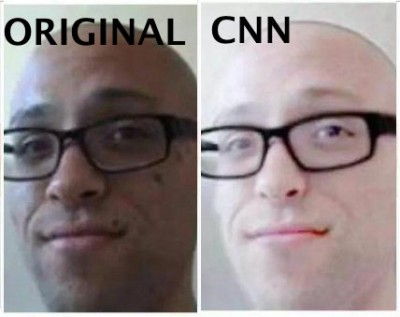 cnn photoshops oregon shooter white 400x317 Did CNN Change Skin Tone Of Oregon Shooter?