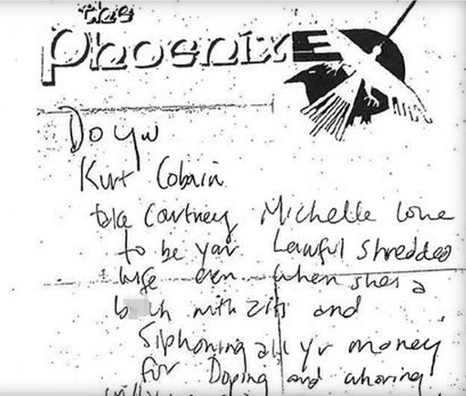 cobain new suicide note