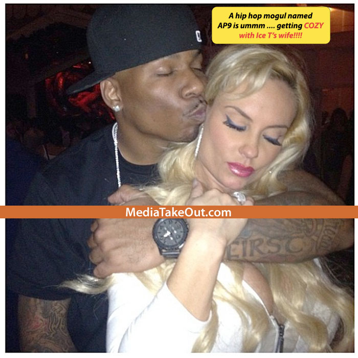 coc cheating 1 PHOTOS: COCO Cheating On ICE T With This Man?