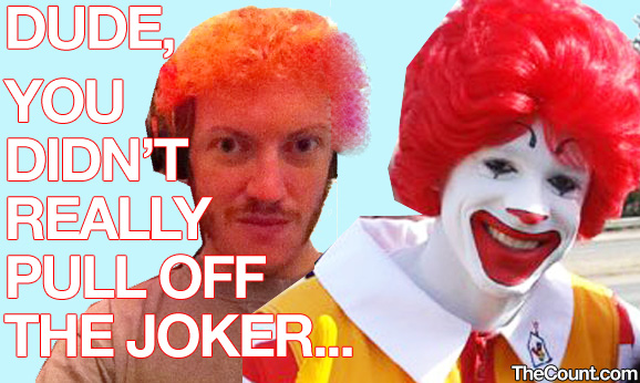 colorado massacre red hair James Holmes: Banging Hookers Leading Up To Shooting