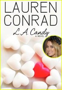 conrad 206x300 Lauren Conrads New Book is Umm...