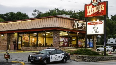 cops crew member killed wendys