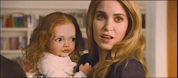 creepy twilight doll