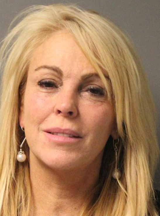 People Dina Lohan