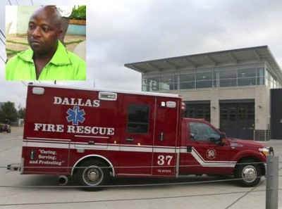 dallas ambulance ebola homeless man