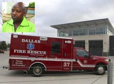 dallas ambulance ebola homeless man