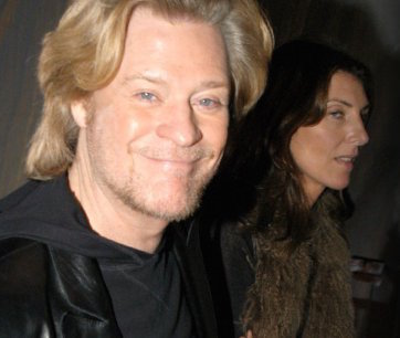 daryl hall wife Amanda Jane