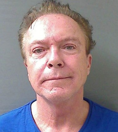 david cassidy mug shot.ss full 700x8751 David Cassidy ARRESTED AGAIN! 1.11.14