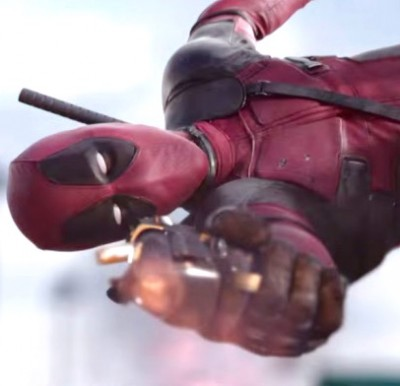 deadpool trailer 400x386 Deadpool OFFICIAL Red Band Trailer DROPS [Watch]